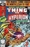 Marvel Two-In-One #67 comic books for sale