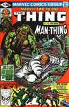 Marvel Two-In-One #77 comic books - cover scans photos Marvel Two-In-One #77 comic books - covers, picture gallery