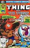 Marvel Two-In-One #79 comic books - cover scans photos Marvel Two-In-One #79 comic books - covers, picture gallery