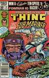 Marvel Two-In-One #81 comic books - cover scans photos Marvel Two-In-One #81 comic books - covers, picture gallery