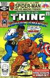Marvel Two-In-One #82 comic books - cover scans photos Marvel Two-In-One #82 comic books - covers, picture gallery