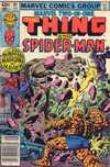 Marvel Two-In-One #90 comic books - cover scans photos Marvel Two-In-One #90 comic books - covers, picture gallery