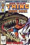 Marvel Two-In-One #97 comic books - cover scans photos Marvel Two-In-One #97 comic books - covers, picture gallery