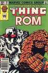 Marvel Two-In-One #99 comic books - cover scans photos Marvel Two-In-One #99 comic books - covers, picture gallery