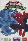 Marvel Universe Ultimate Spider-Man vs. the Sinister Six comic books
