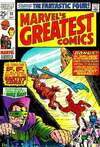 Marvel's Greatest Comics comic books