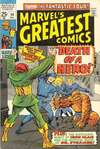 Marvel's Greatest Comics #24 comic books for sale