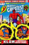 Marvel's Greatest Comics #43 comic books - cover scans photos Marvel's Greatest Comics #43 comic books - covers, picture gallery