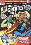 Marvel's Greatest Comics #46 comic books - cover scans photos Marvel's Greatest Comics #46 comic books - covers, picture gallery