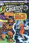 Marvel's Greatest Comics #49 comic books - cover scans photos Marvel's Greatest Comics #49 comic books - covers, picture gallery