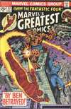 Marvel's Greatest Comics #52 comic books for sale