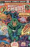 Marvel's Greatest Comics #59 comic books for sale