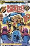Marvel's Greatest Comics #63 comic books for sale