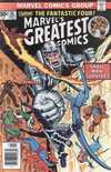 Marvel's Greatest Comics #65 comic books - cover scans photos Marvel's Greatest Comics #65 comic books - covers, picture gallery
