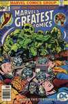 Marvel's Greatest Comics #67 comic books - cover scans photos Marvel's Greatest Comics #67 comic books - covers, picture gallery