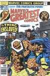 Marvel's Greatest Comics #73 comic books for sale