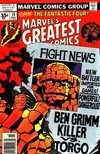 Marvel's Greatest Comics #74 comic books - cover scans photos Marvel's Greatest Comics #74 comic books - covers, picture gallery