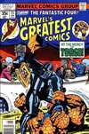 Marvel's Greatest Comics #75 comic books for sale