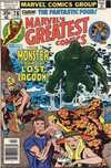 Marvel's Greatest Comics #78 comic books - cover scans photos Marvel's Greatest Comics #78 comic books - covers, picture gallery