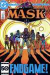 Mask #4 comic books - cover scans photos Mask #4 comic books - covers, picture gallery