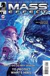 Mass Effect: Invasion comic books
