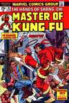 Master of Kung Fu #18 comic books - cover scans photos Master of Kung Fu #18 comic books - covers, picture gallery