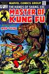 Master of Kung Fu #19 comic books - cover scans photos Master of Kung Fu #19 comic books - covers, picture gallery