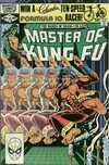 Master of Kung Fu #108 comic books for sale