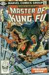 Master of Kung Fu #110 comic books for sale