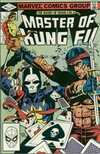 Master of Kung Fu #115 comic books - cover scans photos Master of Kung Fu #115 comic books - covers, picture gallery