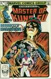 Master of Kung Fu #119 comic books for sale