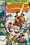 Master of Kung Fu #122 comic books for sale