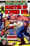 Master of Kung Fu comic books