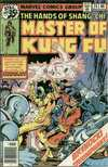 Master of Kung Fu #74 comic books - cover scans photos Master of Kung Fu #74 comic books - covers, picture gallery