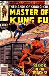 Master of Kung Fu #77 comic books for sale
