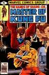 Master of Kung Fu #80 comic books - cover scans photos Master of Kung Fu #80 comic books - covers, picture gallery