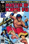 Master of Kung Fu #82 comic books - cover scans photos Master of Kung Fu #82 comic books - covers, picture gallery