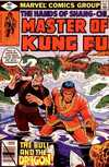 Master of Kung Fu #84 comic books for sale