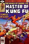 Master of Kung Fu #85 comic books - cover scans photos Master of Kung Fu #85 comic books - covers, picture gallery
