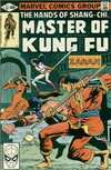 Master of Kung Fu #87 comic books for sale