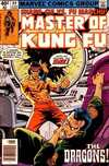 Master of Kung Fu #89 comic books for sale