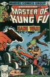 Master of Kung Fu #91 comic books for sale