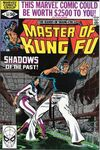 Master of Kung Fu #92 comic books for sale