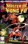 Master of Kung Fu #94 comic books - cover scans photos Master of Kung Fu #94 comic books - covers, picture gallery