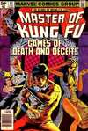 Master of Kung Fu #97 comic books for sale