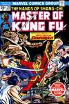 Master of Kung Fu #20 comic books - cover scans photos Master of Kung Fu #20 comic books - covers, picture gallery