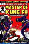 Master of Kung Fu #21 comic books - cover scans photos Master of Kung Fu #21 comic books - covers, picture gallery