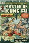 Master of Kung Fu #24 comic books - cover scans photos Master of Kung Fu #24 comic books - covers, picture gallery