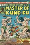Master of Kung Fu #25 comic books - cover scans photos Master of Kung Fu #25 comic books - covers, picture gallery