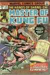 Master of Kung Fu #26 comic books - cover scans photos Master of Kung Fu #26 comic books - covers, picture gallery